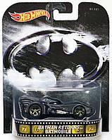 Коллекционная машинка Hot Wheels Batmobile