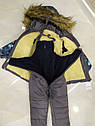 Детский зимний комбинезон 98р, фото 6