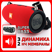 Портативная колонка  JBL Xtreme 3+2, блютуз колонка JBL XTREME 55W с MP3, красная. | AG320098
