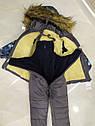 Детский зимний комбинезон 104р, фото 6