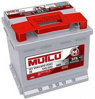 Аккумулятор автомобильный Mutlu Silver 55AH R+ 600A (LB1.55.054.A)