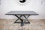 Стол Fleetwood New (Флитвуд Нью) керамика, мокрый асфальт (Бесплатная доставка), Nicolas, фото 2