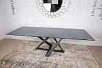 Стол Fleetwood New (Флитвуд Нью) керамика, мокрый асфальт (Бесплатная доставка), Nicolas, фото 5