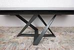 Стол Fleetwood New (Флитвуд Нью) керамика, мокрый асфальт (Бесплатная доставка), Nicolas, фото 4