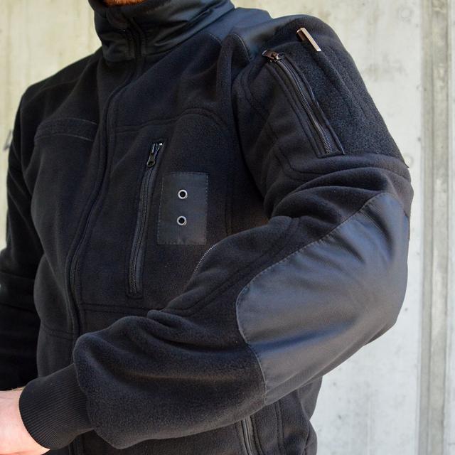 флісова куртка