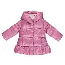 Детская куртка для девочки Одежда для девочек 0-2 BRUMS Италия 133beaa003 Розовый 74