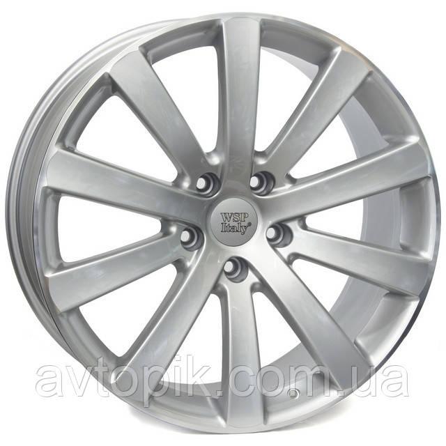 Литые диски WSP Italy Volkswagen (W459) Sahara R21 W10 PCD5x130 ET50 DIA71.6 (matt gun metal)