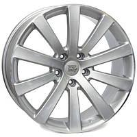 Литые диски WSP Italy Volkswagen (W459) Sahara R21 W10 PCD5x130 ET50 DIA71.6 (matt gun metal), фото 1
