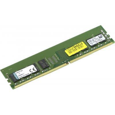 Модуль памяти DDR4 8GB 2400MHz Kingston (KVR24N17S8/8)