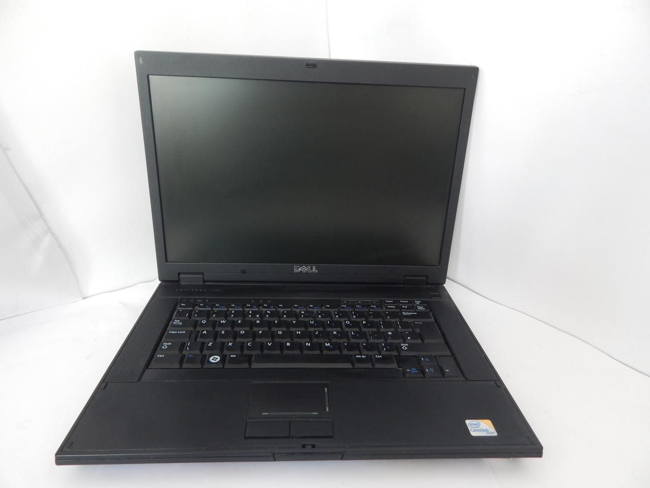 Ноутубк DELL Latitude E5500 15.4 inel Core 2 Duo P8700 ram 2 gb