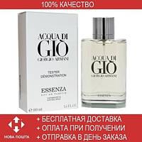 Giorgio Armani Acqua di Gio Pour Homme Essenza EDP 100 ml TESTER  (парфюмированная вода Джорджио Армани Аква ди Джио Пур Хомм Эссенц тестер)