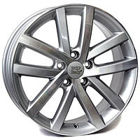 Литые диски WSP Italy Volkswagen (W460) Rheia R17 W7.5 PCD5x112 ET49 DIA57.1 (silver polished)