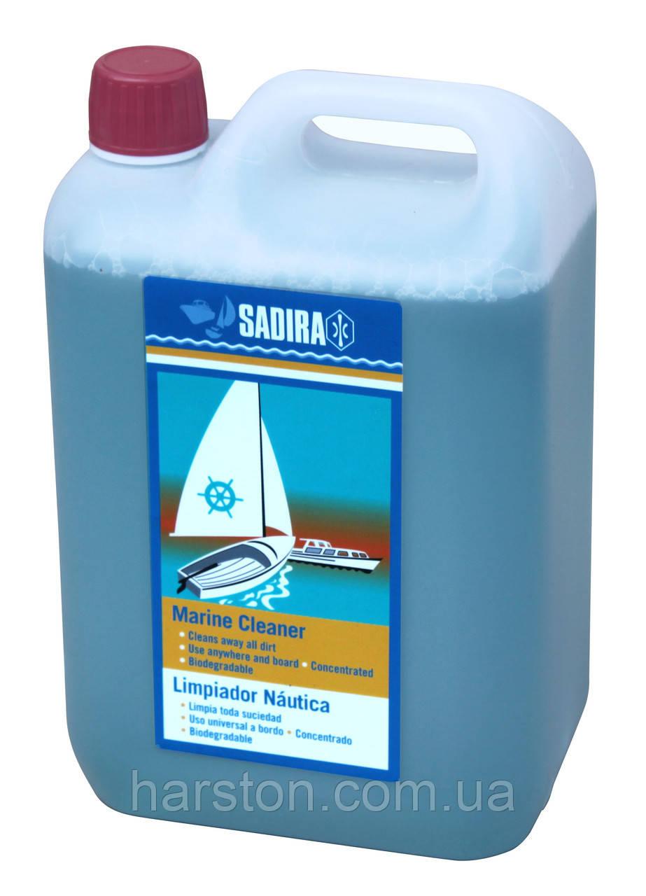 Универсальное моющее средство для яхт и катеров SADIRA Multi-purpose Marine Cleaner, 10 л.