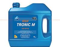 Масло моторное синтетика  aral (арал) hightronic m sae 5w-40 4л