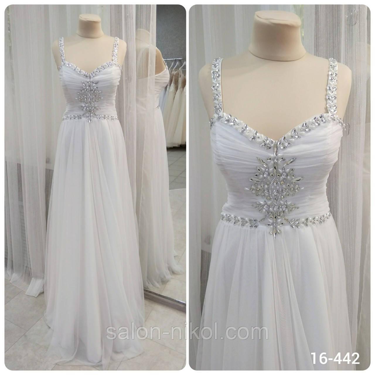 Свадебное платье 16-442