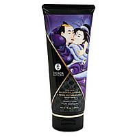 Shunga Kissable Massage Cream Exotic Fruits съедобный массажный крем  (200 мл)