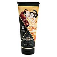 Shunga Kissable Massage Cream Almond Sweetness съедобный массажный крем (200 мл)