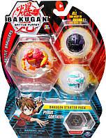 Игровой набор Spin Master Bakugan Battle planet Бакуган Пайрус Гортзон (SM64424-2)