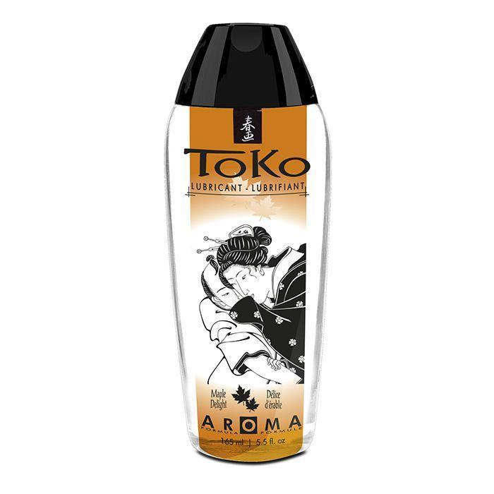 Лубрикант на водной основе Кленовый Сироп Shunga Toko Aroma - Maple Delight (165 мл)
