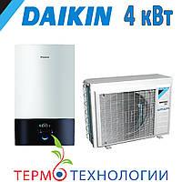 Тепловой насос воздух-вода Daikin Altherma 3 split 4 кВт, фото 1