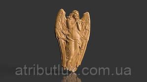 Барельеф Ангел