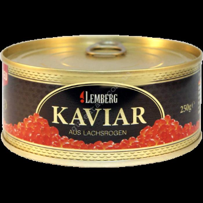 Икра горбуши Gold Lemberg Kaviar 250г