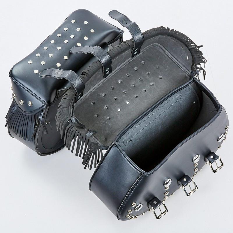 Бічні сумки шкіра H21