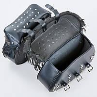 Бічні сумки шкіра H21, фото 1