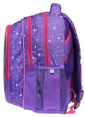 Рюкзак, 3 отделения, 40*29*17см, PL, Safari Basic, 19-117M-2, SAFARI, фото 2