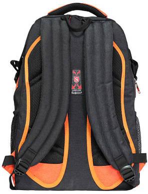 Рюкзак, 3 отделения, 46*31*22см, PL, Uni-Peak, 19-106L-1, SAFARI, фото 2