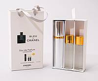 Набор духов Chanel Blue 3 в 1