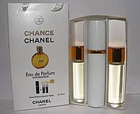 Набор духов Chanel Chance 3в1