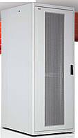 Шкаф серверный напольный 26U 19'' 600х1000 разборной, перф. перед и задняя дверь