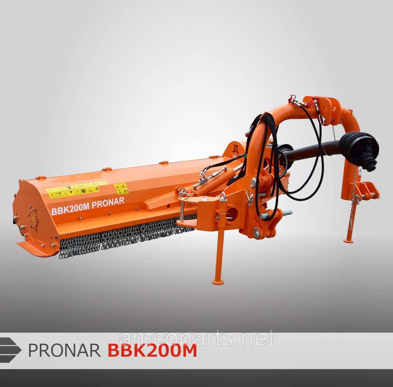 Мульчувач задньо-боковий PRONAR BBK180M