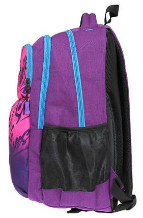 Рюкзак, 2 отделения, 46*30*19см, PL, Safari Trend, 19-113L-2, SAFARI, фото 2