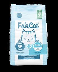 Корм FairCatSafe Glutenfreie mit Insektenprotein ФеаКет Сейф з білком комах для котів 1,5 кг