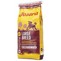 Сухий корм Josera Large Breed (для великих порід собак) 15 кг