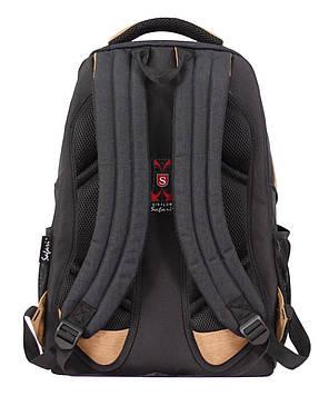 Рюкзак 3 отд 46*31*20 см 900D PL SAFARI Basic 1817, фото 2
