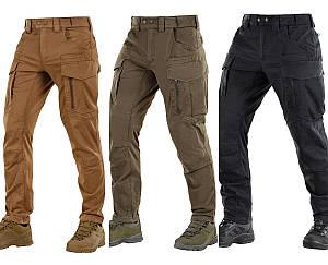 M-Tac брюки Patriot Vintage - черный, олива, койот