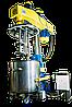 Диссольвер трехвальный с гидроподъёмником