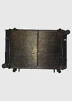 Радиатор охлаждения Газель нового образца 2 рядный со штырями, фото 1