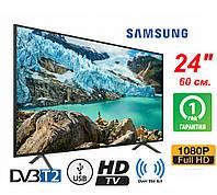 "Телевизор Samsung 24"" FullHD T2 HDMI USB"