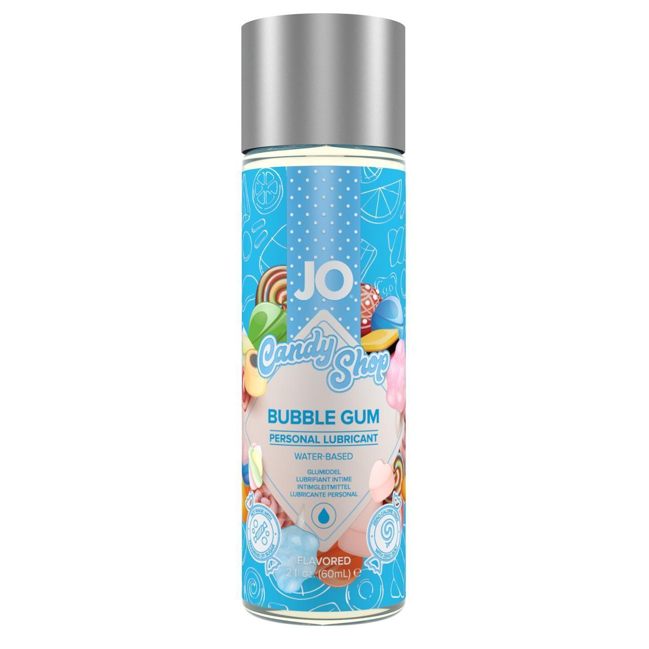 Оральный лубрикант на водной основе System JO H2O Candy Shop Bubblegum