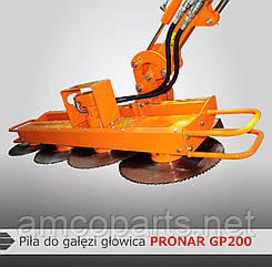 Пила для обрізки гілок PRONAR GP200