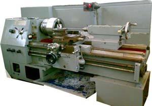 Токарний верстат ФТ-11 з частотним регулятором