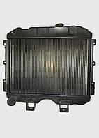 Радиатор вод. охлаждения  УАЗ 3х рядный медный 3741-1301010 (469)