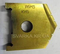 Сверло перовое по металлу Ø 60 мм Р6М5 сборное
