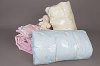 Пуховое одеяло (100% пух) детское