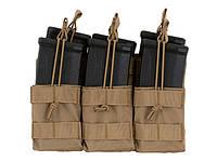 Підсумок 8Fields 6 Mag Triple Stacker M4/M16/AR-15 Coyote, фото 1