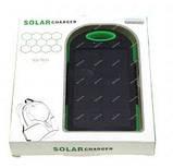 Зарядное устройство Solar Power Bank 12000mAh Waterproof Желтый, фото 6